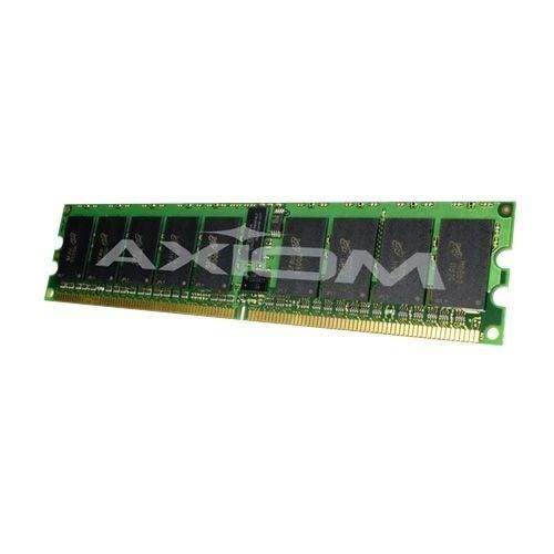 """""""Axion A0742803-AX Axiom 4GB DDR2 SDRAM Memory Module - 4GB - 400MHz DDR2-400/PC2-3200 - DDR2 SDRAM - 240-pin DIMM"""""""