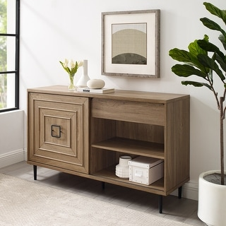 Link to Strick & Bolton 52-inch Sliding Door Sideboard Similar Items in Dining Room & Bar Furniture