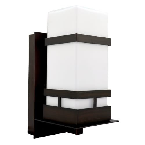 HomeSelects International 6718 Kyoto 1 Light Outdoor Wall Sconce