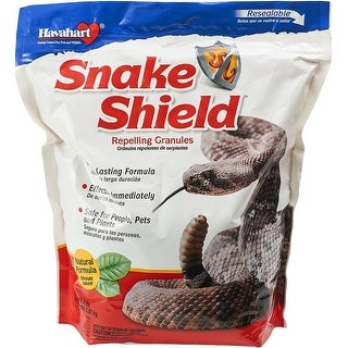 Havahart 6400 Snake Shield Snake Repellent, 4 lbs