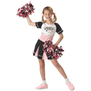 California Costumes All Star Cheerleader Child Costume - MultiColor