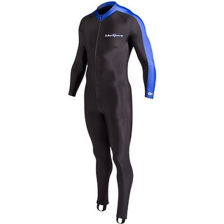NeoSport Wetsuits Full Body Sports Skins - Blue