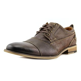 Steve Madden Kesslo   Cap Toe Leather  Oxford