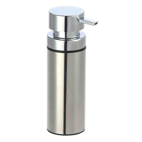 Home Basics SD41262 Soap Dispenser - Stainless Steel