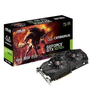 Asus NVIDIA Cerberus GeForce 2DisplayPort PCI-Express Video Card