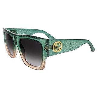 Gucci GG3817/S Square Gucci Sunglasses