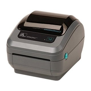 Zebra Printer - Zebra Ait,Gx420d,203 Dpi,Direct Thermal,Epl And Zpl,Usb,Serial,Centronics Parall