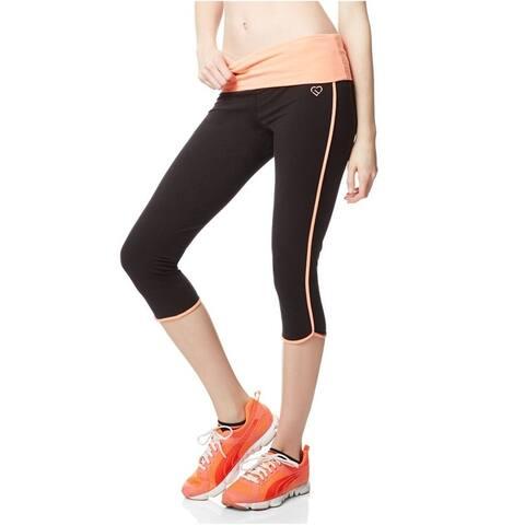 Aeropostale Womens Dolphin Hem Athletic Track Pants