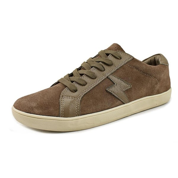 Zigi Soho Colt Women Leather Brown Fashion Sneakers