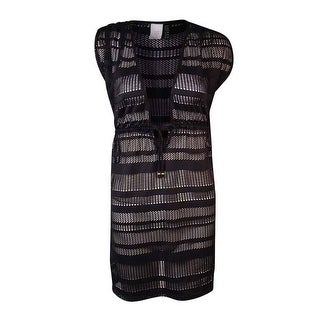 Lauren Ralph Lauren Women's Horizon Belted Tunic Swim Cover (More options available)
