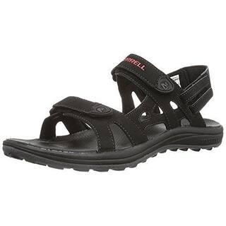 c449e4f78ffd Quick View.  60.00. Merrell Cedrus Convertible Black Mens Shoes Size 13m  Sandals