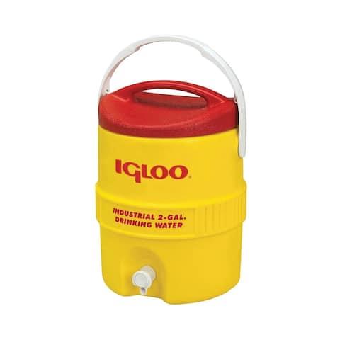Igloo 00000421 Heavy Duty Water Cooler, 2 Gallon