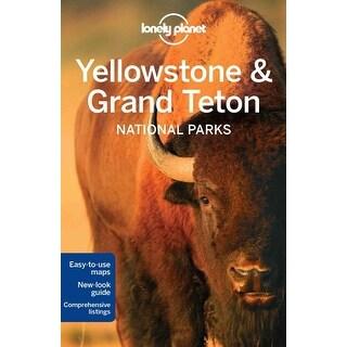 Lonely Planet Yellowstone & Grand Teton National Parks - Bradley Mayhew, Carolyn McCarthy