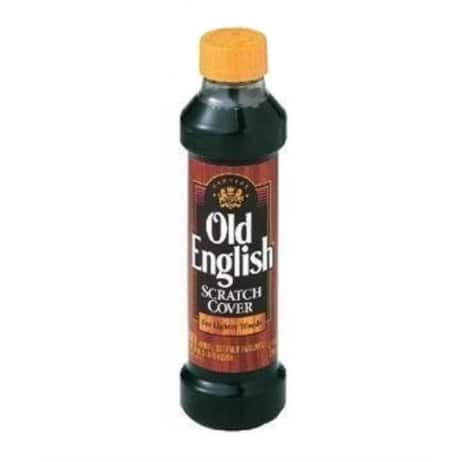 Old English 6233808050 Liquid Scratch Cover, 8 Oz