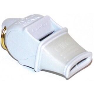 OlympiaSports WH088P Fox 40 Sonik Blast CMG Whistle - White