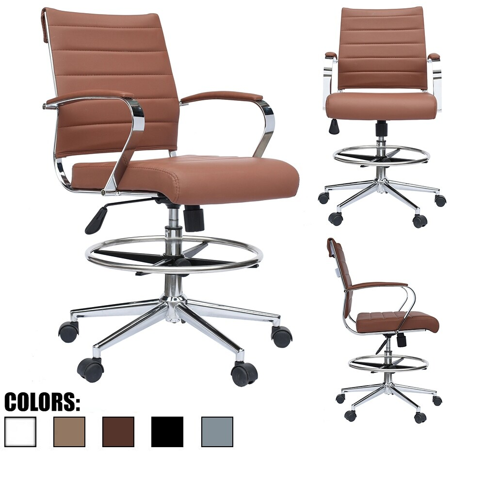 Ergonomic Office Drafting Chair