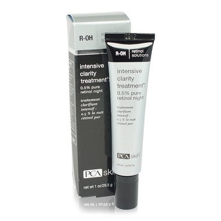 PCA SKIN Intensive Clarity Treatment 0.5% Pure Retinol Night, 1 Fluid Ounce