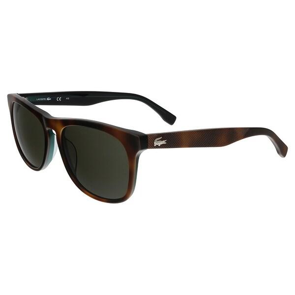 Lacoste L818/S 214 Havana Wayfarer sunglasses Sunglasses