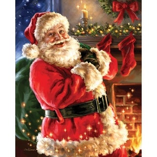 Night Before Christmas CC Exc 1000 Piece Puzzle