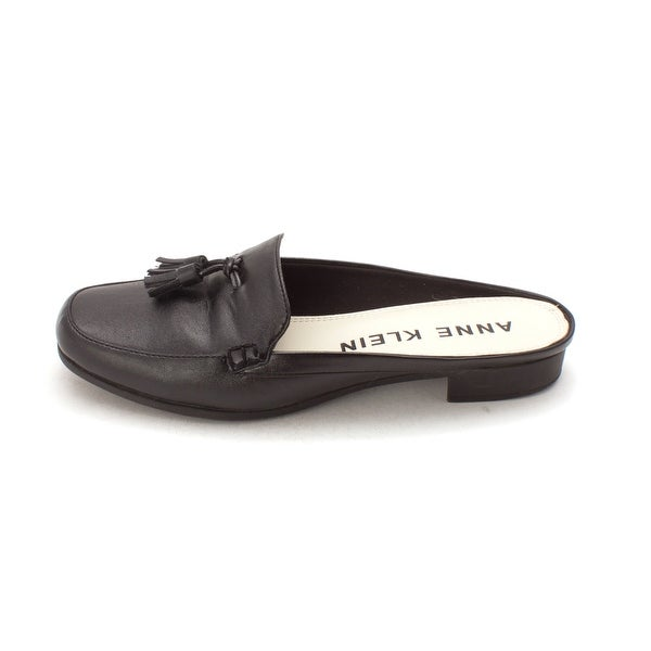 Anne Klein Womens Victorine Closed Toe Formal Slide Sandals - 7