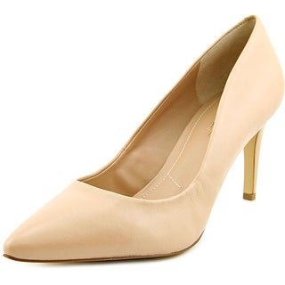 Charles By Charles David Lesslie Pointed Toe Leather Heels