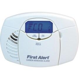 First Alert Battery Co Alarm