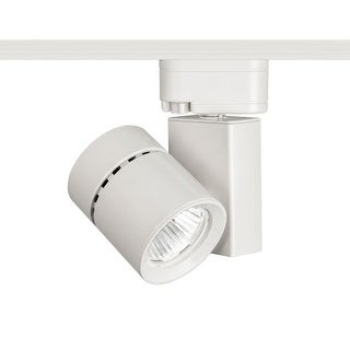 """WAC Lighting L-1035N-830 Exterminator II 5.25"""" Wide 3000K High Output LED Track Head for L -Track Systems - 25 Degree Beam"""