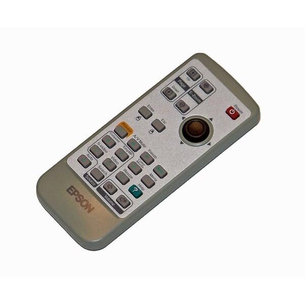 Epson Projector Remote Control: PowerLite 737c, 740c, 745c, 750c, 755c 760c 765c