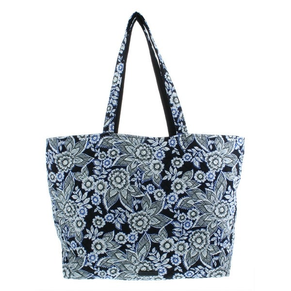 6543c16278 Shop Vera Bradley Womens Iconic Grand Tote Handbag Quilted Reversible -  Extra large - Free Shipping On Orders Over  45 - Overstock - 23446443