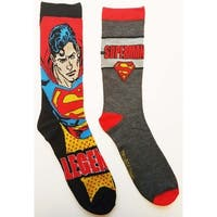 DC Comics Superman Mens Socks, Cartoons | Comics by Hypnotic Hats