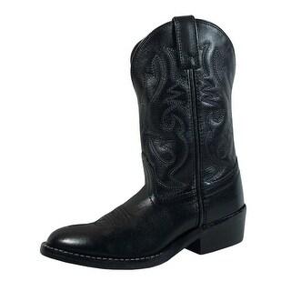 Smoky Mountain Boots Western Boys Denver Western Toe Black