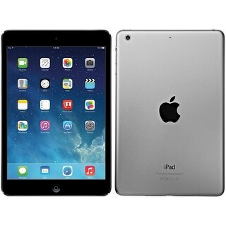 Apple iPad Air MD785LL/A, 16GB, Wi-FI, Space Gray (Certified Refurbished)