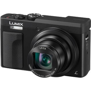 Panasonic Lumix DC-ZS70 Digital Camera (Black) (International Model)