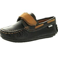 Venettini Boys Samy3 Dress Casual Loafers Shoes