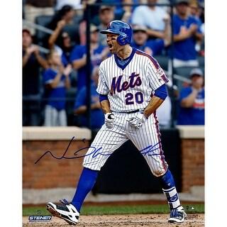 Neil Walker New York Mets Celebration 16x20 Photo