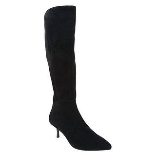 Nina Womens Filomene Pointed Toe Knee High Fashion Boots Fashion Boots