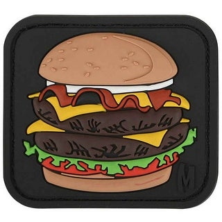 Maxpedition Burger Patch Full Color - MXBURGC