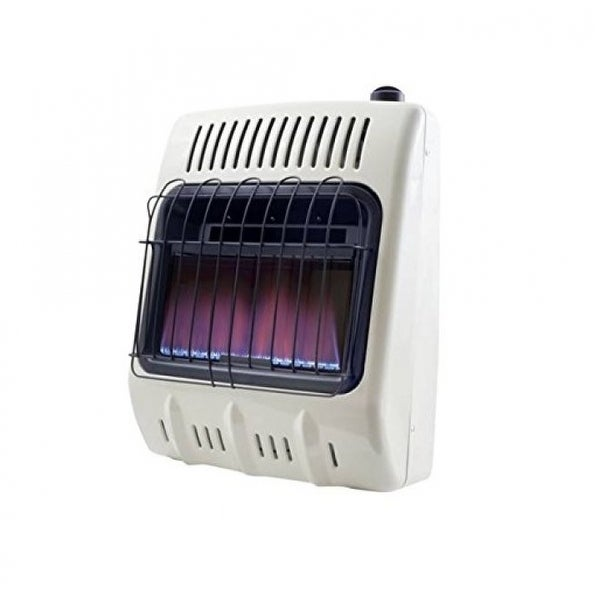Natural Gas Shop Heater >> Shop Mr Heater F299711 Mhvfbf10ng Vent Free Blue Flame Natural Gas