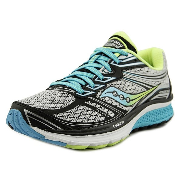 Saucony Guide 9 Women Round Toe Synthetic Gray Running Shoe