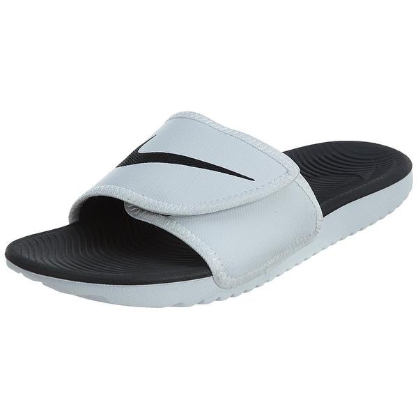 37f09f77c763 Shop Nike KAWA Men s Adjustable Slide Sandal - Free Shipping Today ...