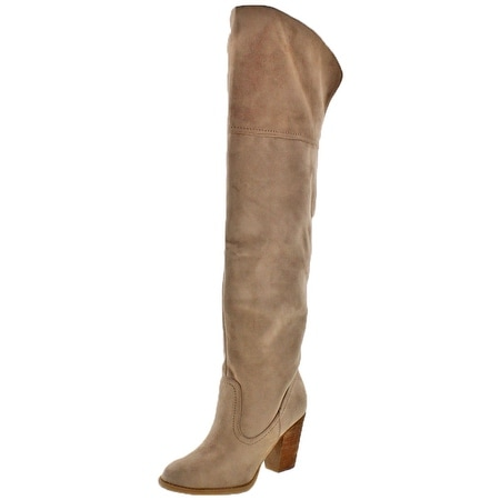 Not Rated Andra Women's Over The Knee Riding Boots