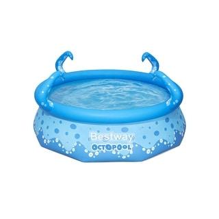 "Bestway H2OGO! 9' x 30"" OctoPool Inflatable Spray Pool"
