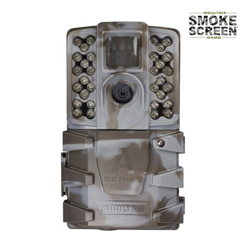 Moultrie MCG-13212 A35 Game Camera with Multishot, Time-lapse, Hybrid Modes & LCD Screen