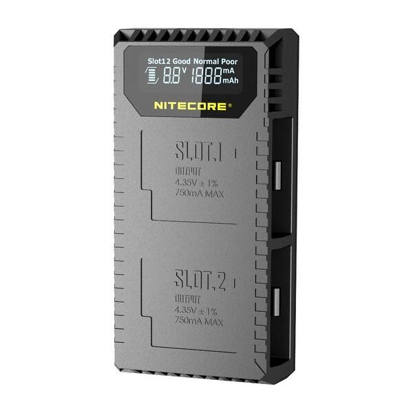 NITECORE UGP5 GoPro Hero5 Black Battery Charger