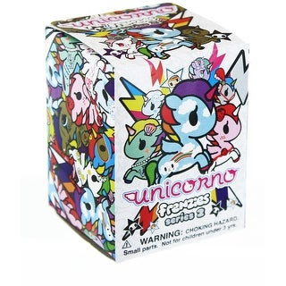 Tokidoki Unicorno Frenzies Series 2 Blind Boxed Mini Figure - multi