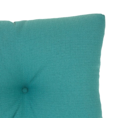 """The Gripper Tufted 36"""" Omega Universal Bench Cushion"""