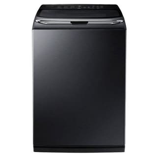 Samsung WA50K8600 5.0 Cu. Ft. Top Load Washer with Activewash and Integrated Touch Controls