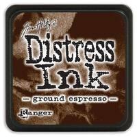 Ranger TDP47353 Distress Mini Ink Pad, Ground Espresso