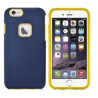 iLuv Regatta Case For Iphone 6, Blue, 4.7 Inches - Blue