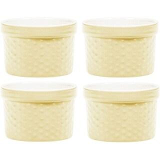 Palais Dinnerware Ramekins Collection Porcelain Soufle Dishes